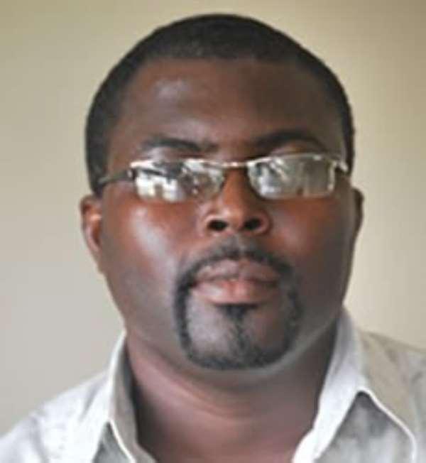 Propaganda Secretary of the NDC, Mr Richard Quashigah