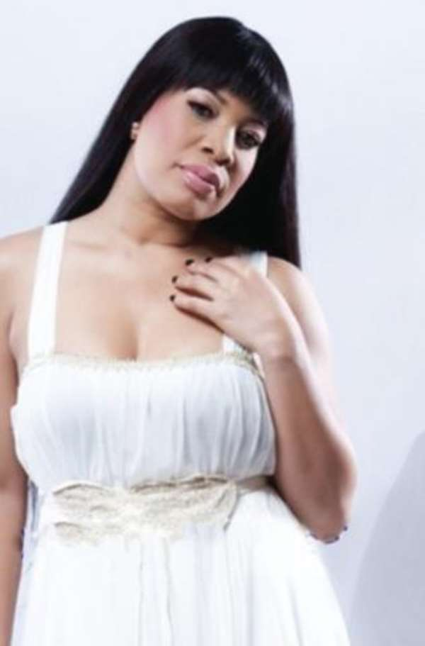 'I am too talented to be wasted'----Monalisa Chinda