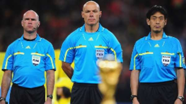 Howard Webb: The 2010 Final changed my life
