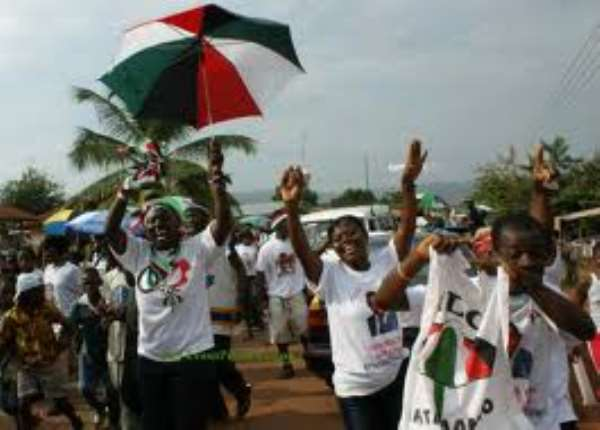 Statement: NDC Must Treat Footsoldiers Well