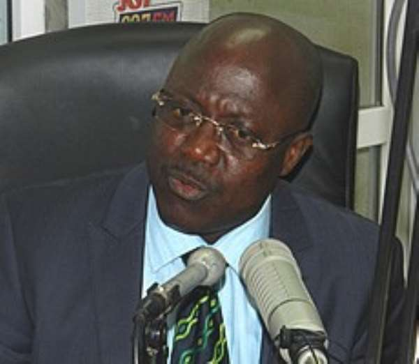 Corporate corruption threatens economy more than armed robbery - Prof Ken Attafuah