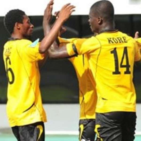 AshantiGold beat Chelsea to reach MTN FA Cup final