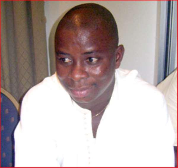 Kofi Anokye - Koans CEO