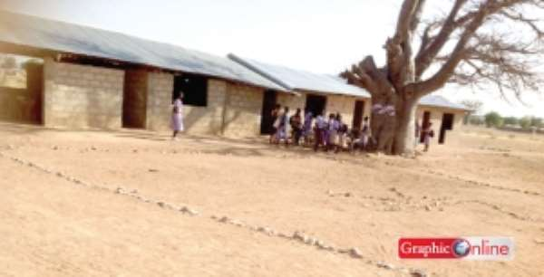 Pastor fights falling educational standards in Talensi District