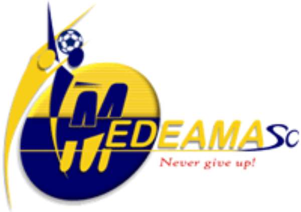 Medeama beat Mighty Jets in Accra