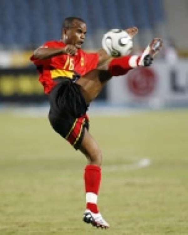 Angola stun Senegal to claim rare Cup victory
