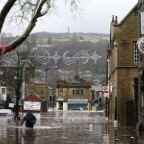 UK Hit By Worst Floods
