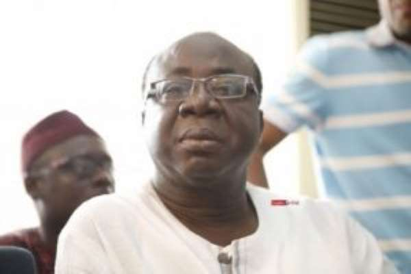 It Must Be Freddie Blay For National Chairman