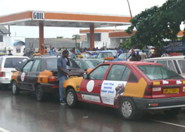 NPP: Ghana is back to the days of long queues for petrol
