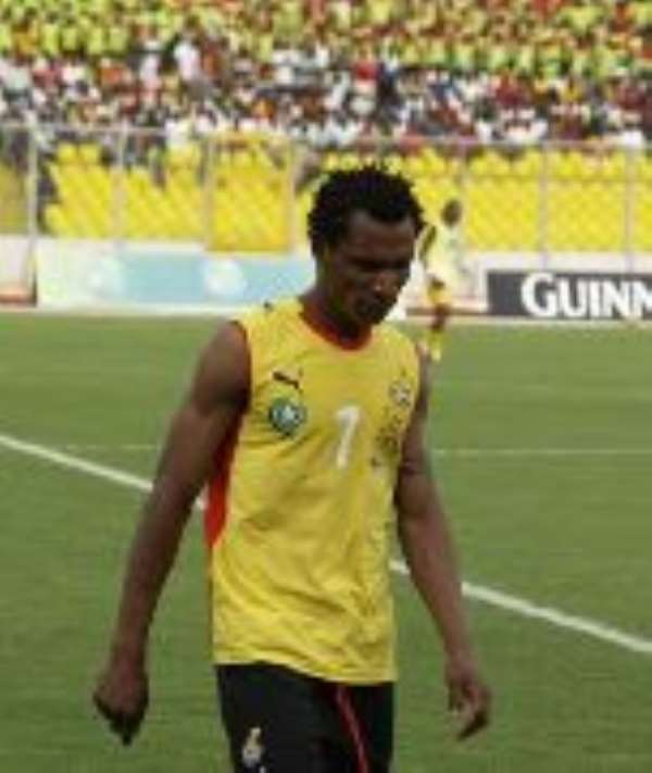Yeboah suffers robbery in Israel