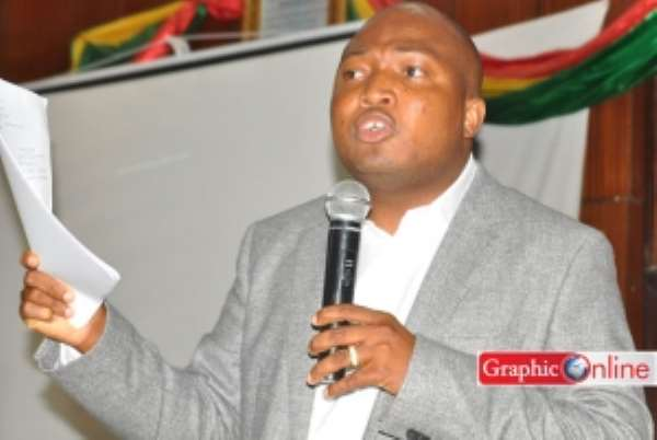 Govt to open dialogue on research fund - Ablakwa