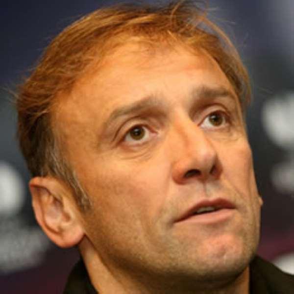 Stevanovic unveiled as Ghana coach