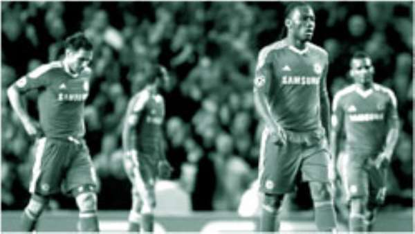 Chelsea is planning to rid the squad of ageing players