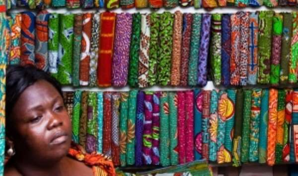 Cloth Sellers given April to dispose of pirated cloths