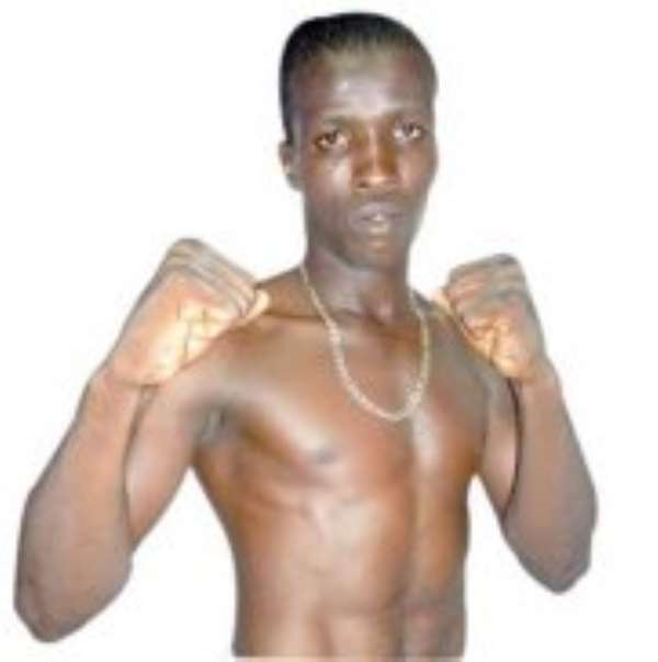 Easy victory for Obodai