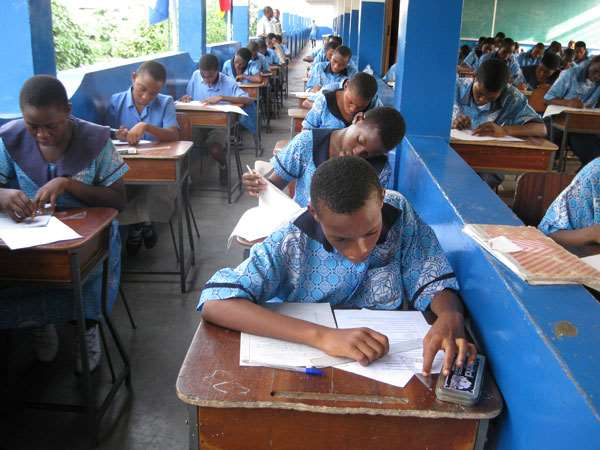 268,771 Final-Year Students Ready For 2015 WASSCE