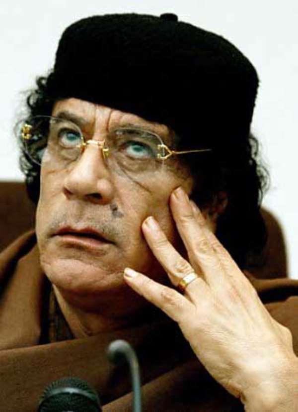 Gaddafi grants amnesty to 301 Ghanaian prisoners