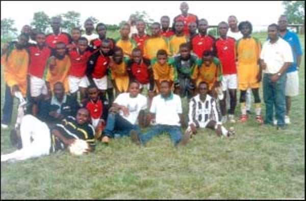 Libya Supports Club