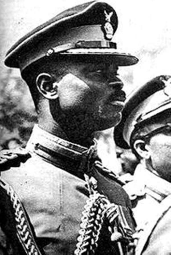 Lt. General Akwasi Amankwaah Afrifa