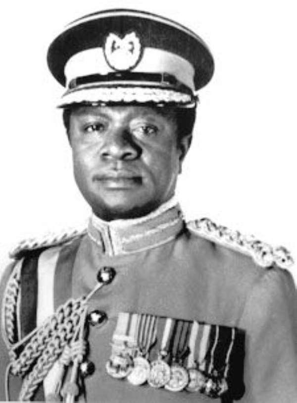 General IK Acheampong