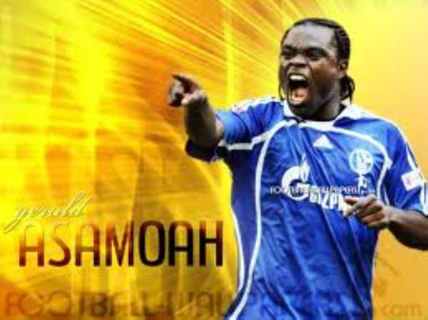 Asamoah tips Stars to scale over Zambia