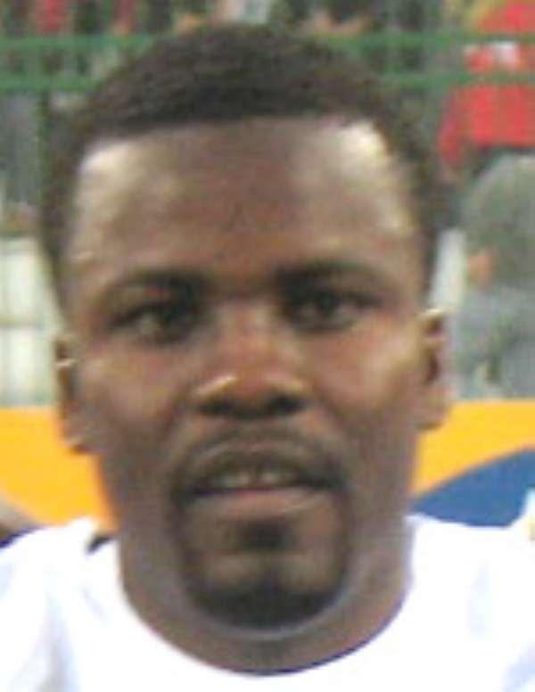 Samuel Osei Kuffour Profile