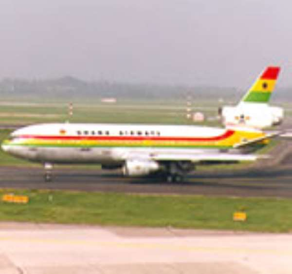 Gov't to negotiate severance pack with former workers of Ghana Airways