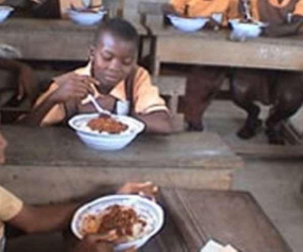 Ghana School Feeding Programme