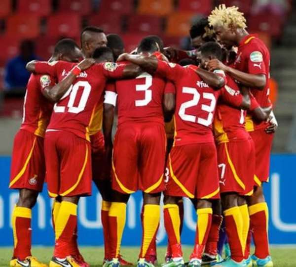 Ghana Black Stars at a crucial point in World Cup qualification
