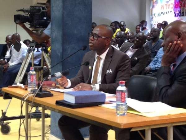 Ghana FA confirms $175,128 debt to national team coaches