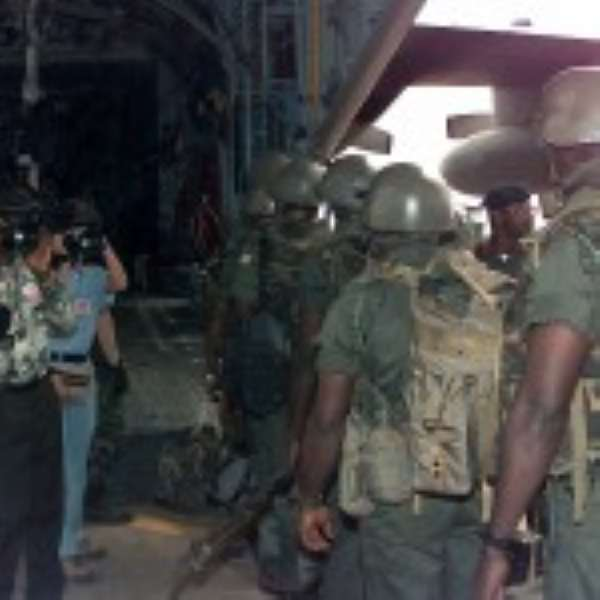 Soldiers Storm Agogo Over Fulani Attacks