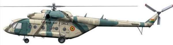 GAF Team leaves for peacekeeping duties in Cote d'Ivoire