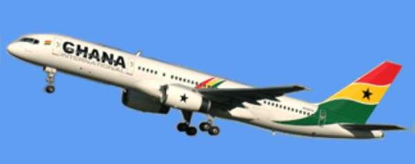 Ghana: Peace At Ghana International Airlines
