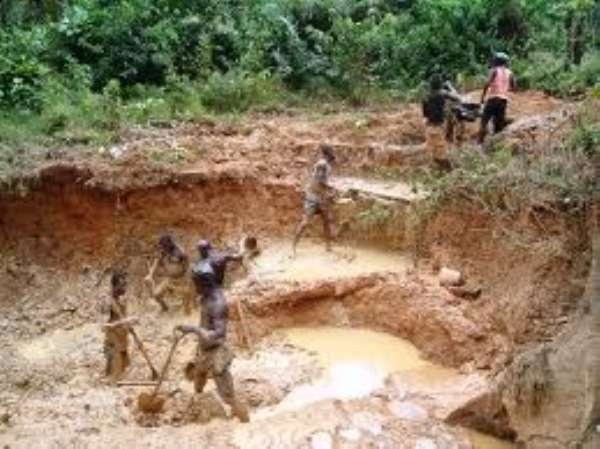 Don't engage school children in 'galamsey' - MP