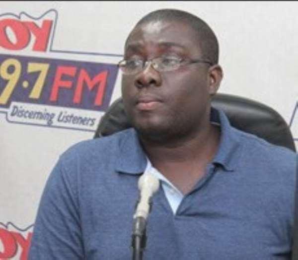 """Lazy"" NDC Gov't Is Treating Workers Like ""School Children"" – Sammy Awuku"