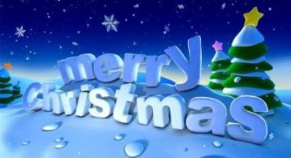 Ghanaians Mark Christmas