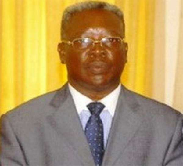 I Don't Support Death Penalty - Justice Apau