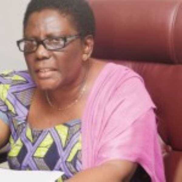 Grace Adzroe, Controller and Accountant General