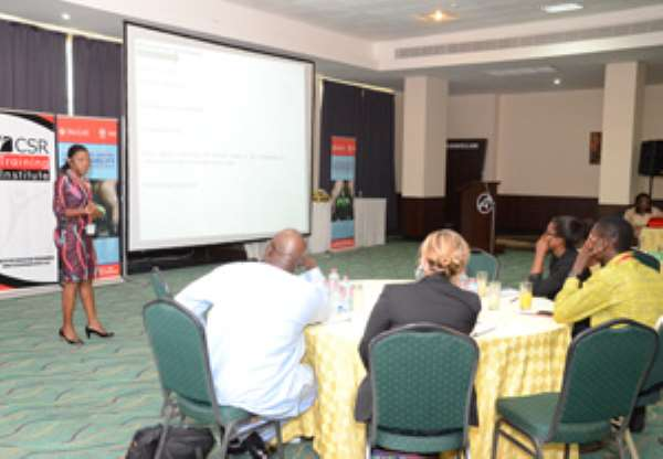 Guinness Trains CSR Practitioners