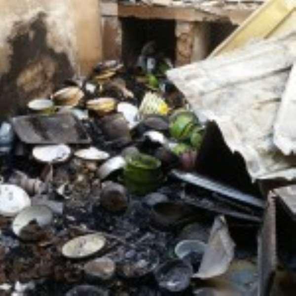 Gushegu DCE Loses Daughter In Fire