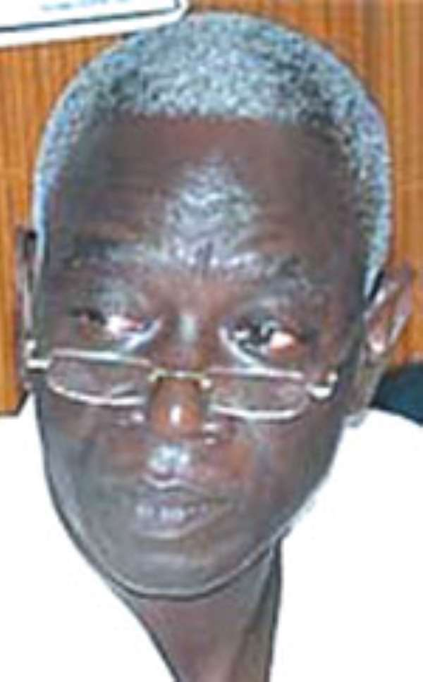 Afari Gyan assures public.. PREZ CAN`T DICTATE TO US... Calls for vigilance at polling stations