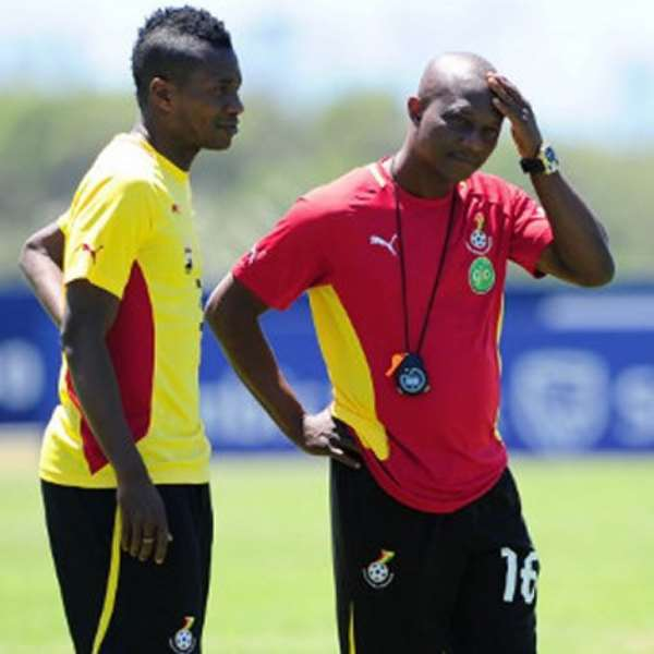 Black Stars ready to work with coach of any race, says captain Asamoah Gyan