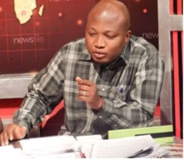 Deputy Information Minister Samuel Okudzeto Ablakwa