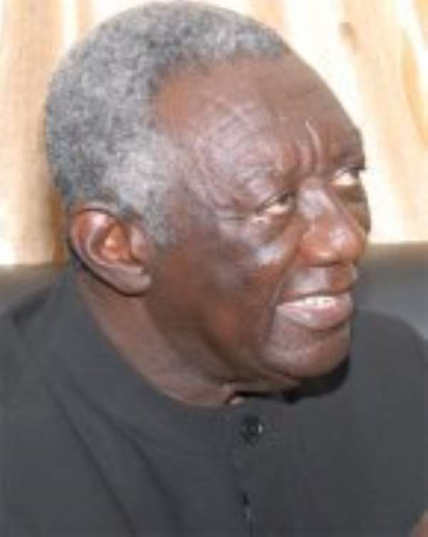 Former President J. A. Kufuor