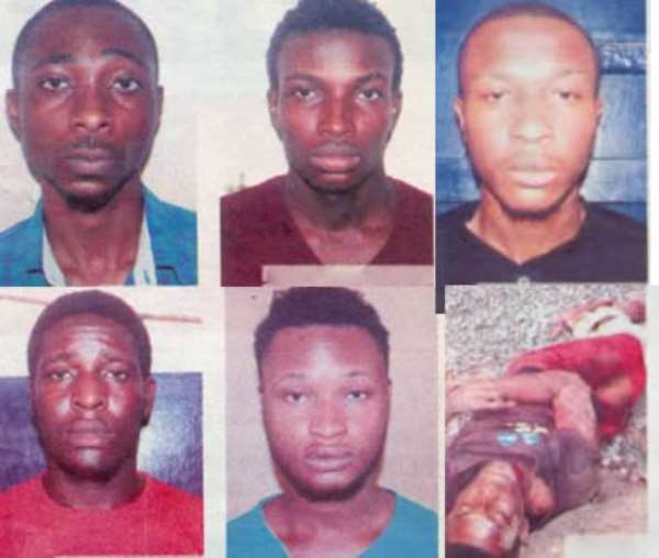 Five Nigerian students at UCC arrested for murder