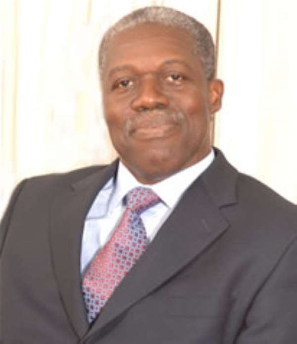 Bank of Ghana Governor, Amissah Arthur