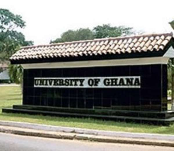 Admission blues: Legon not ready to increase intake