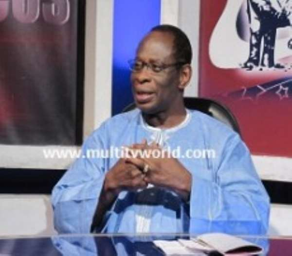 Apraku, others likely to escape NPP's council of elders sanction
