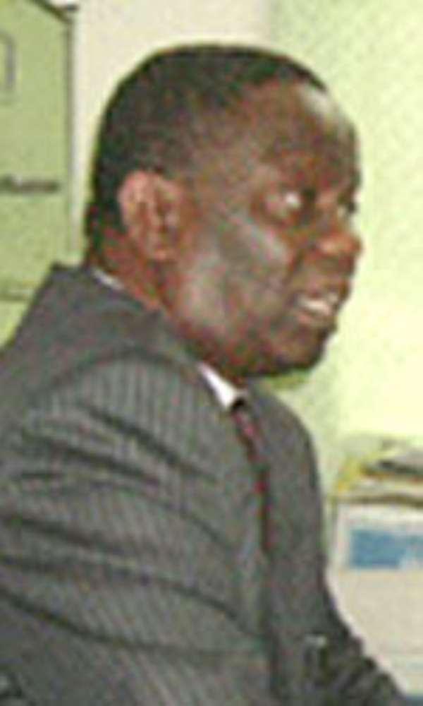 Mr. Martin Eson Benjamin, MiDA CEO