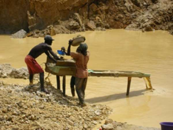 Traditional Leaders Must Join The Fight To Protect River Bodies—Nana Afena Nketia II